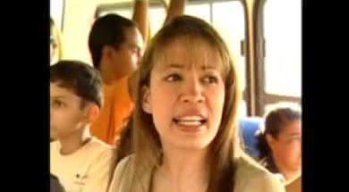 Batismo No Ônibus – Andrea Fontes